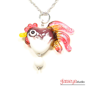 Chicken Necklace (2)